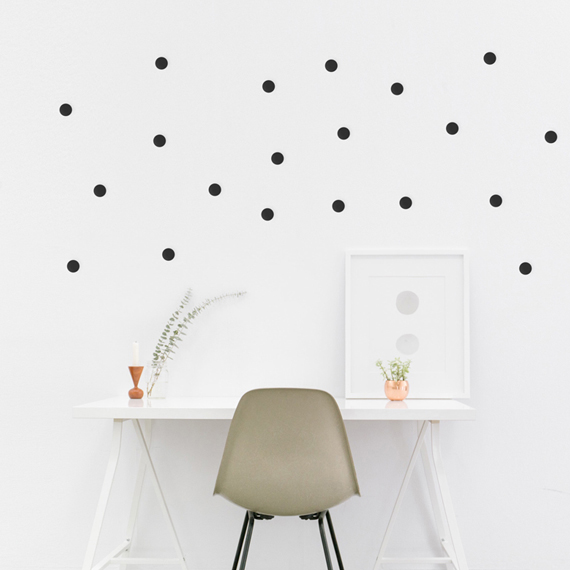 Wall stickers - Mini dots