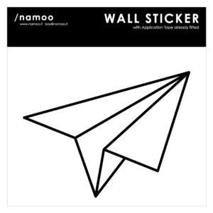 wallsticker+applacatiotape-AEROPLANO